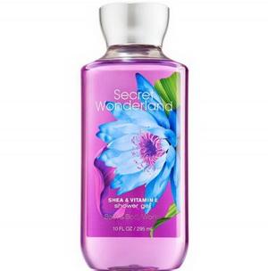 Sữa tắm shower gel bath & body works secret wonderland hương thơm lâu của Mỹ