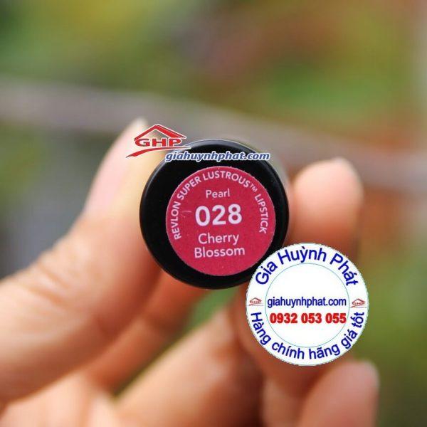 Thoi son Revlon #028 hàng mỹ xách tay www.giahuynhphat.com