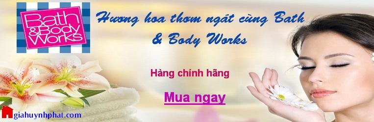 bath & body works chính hãng giá rẻ