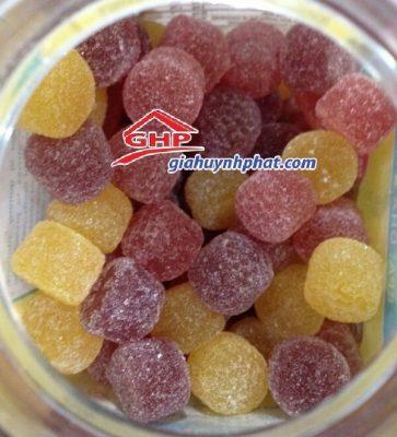 Hình thực tế Kẹo dẻo bổ sung Omega 3 DHA L'il Critters Gummy thực phẩm chức năng Mỹ giahuynhphat.com