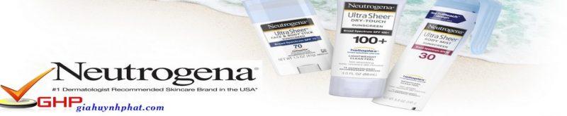 mỹ phẩm Neutrogena chính hãng giahuynhphat.com
