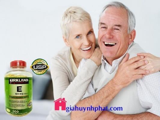 Những lợi ích của Vitamin E dành cho người già giahuynhphat.com