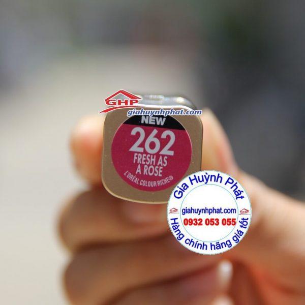 Son môi 262 fresh as a rose hàng Mỹ xách tay giahuynhphat.com