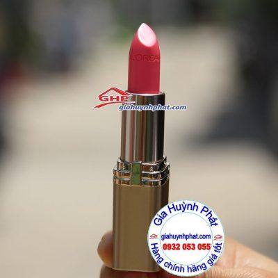 Son môi Loreal I Pink You're Cute hàng Mỹ xách tay giahuynhphat.com