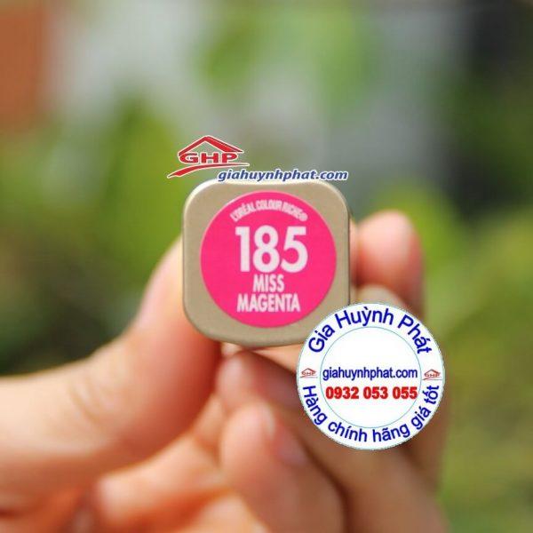 Son môi Loreal #185 hàng mỹ xách tay www.giahuynhphat.com