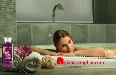 Sữa tắm dưỡng da dạng gel Twilight Woods Bath Body Works chính hãng giahuynhphat.com