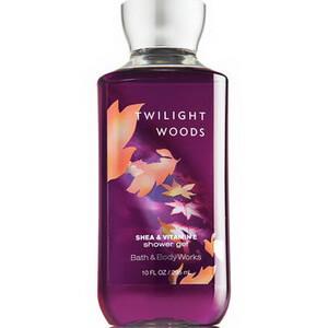 Sữa tắm dưỡng da dạng gel Twilight Woods Bath Body Works chính hãng