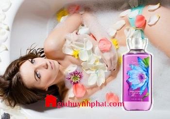 Sữa tắm shower gel bath & body works secret wonderland hương thơm lâu của Mỹ 1