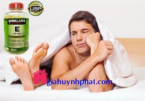 Tác dụng của Vitamin E dành cho nam giới - đàn ông giahuynhphat.com 1