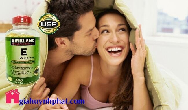Tác dụng của Vitamin E dành cho nam giới đàn ông giahuynhphat.com