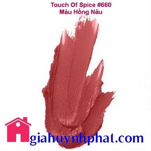 Thỏi son kem lì Maybelline Color Sensational® Creamy Matte #660 giá tốt