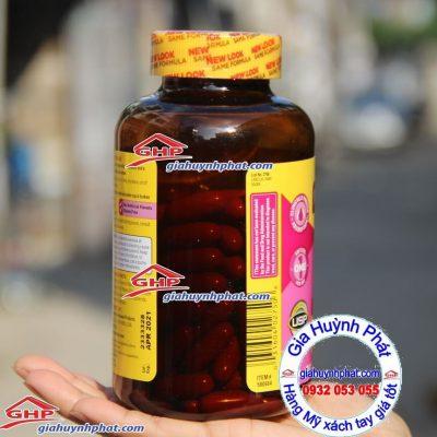 Viên uống bổ sung vitamin cho phụ nữ mang thai Prenatal hàng Mỹ xách tay giahuynhphat.com