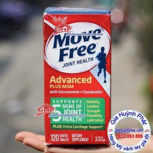 Viên bổ khớp Move Free hàng Mỹ xách tay giahuynhphat.com