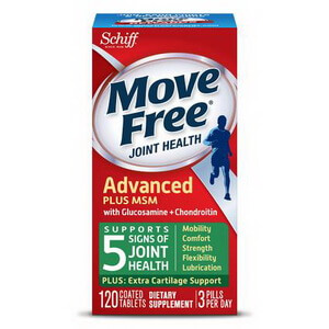 Thuốc bổ xương khớp Move Free Advanced Plus MSM with Glucosamine