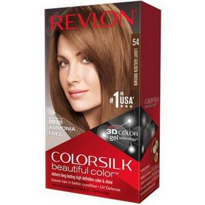 Thuốc nhuộm màu nâu vàng Revlon ColorSilk Light Golden Brown