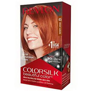 Thuốc nhuộm tóc Revlon Mỹ 3D Colorsilk Bright Auburn cao cấp