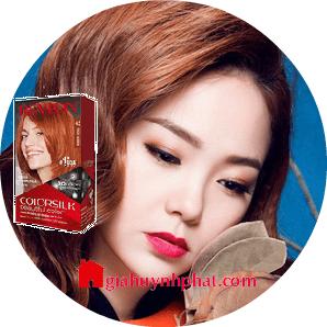 Thuốc nhuộm tóc Revlon Mỹ 3D Colorsilk Bright Auburn cao cấp giá tốt