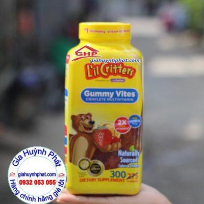 Kẹo bổ sung vitamin tổng hợp cho bé L'il Critter hàng Mỹ xách tay giahuynhphat.com