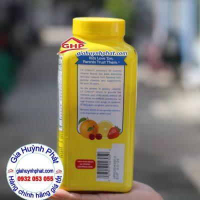 Kẹo gấu L'il-critter hương trái cây hàng Mỹ xách tay giahuynhphat.com