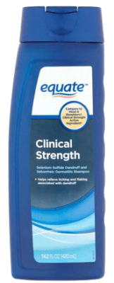Dầu gội trị gàu ngứa da đầu hiệu quả Equate Clinical Strength của Mỹ giahuynhphat.com 5