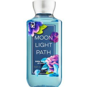 Gel tắm dưỡng ẩm Moonlight Path Bath Body Works của Mỹ