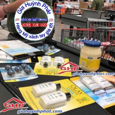 Shop Gia Huỳnh Phát mua hàng tại siêu thị Mỹ