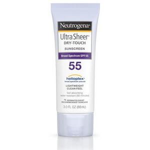 Kem chống nắng toàn thân Neutrogena Ultra Sheer Dry-Touch SPF 55