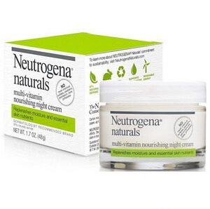 Kem dưỡng ẩm da mặt ban đêm Neutrogena Naturals Multi-Vitamin