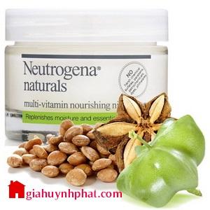 Kem dưỡng ẩm da mặt ban đêm Neutrogena Naturals Multi-Vitamin giahuynhphat.com