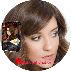 Kem nhuộm tóc cao cấp Revlon Luxurious ColorSilk Buttercream #63 giahuynhphat.com 2