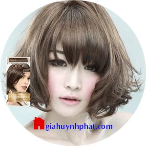 Kem nhuộm tóc cao cấp lâu phai Loreal Superior Preference 6A Cooler giahuynhphat.com