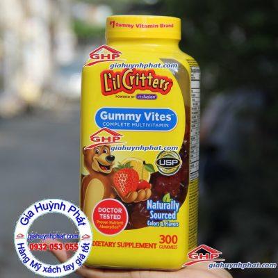 Kẹo gấu gummy vites   hàng Mỹ xách tay giahuynhphat.com