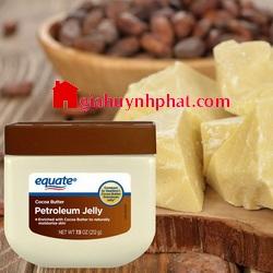 Sáp dưỡng Equate Cocoa Butter Petroleum Jelly hàng Mỹ đa công dụng giahuynhphat.com 1