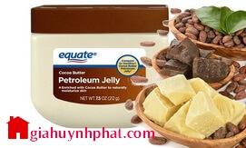 Sáp dưỡng Equate Cocoa Butter Petroleum Jelly hàng Mỹ đa công dụng giahuynhphat.com 3