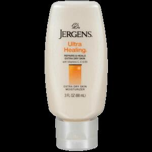 Sữa dưỡng ẩm da khô gót chân khủy tay đầu gối Jergens Ultra Healing giahuynhphat.com 1