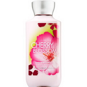 Sữa dưỡng thể ban đêm Cherry Blossom Bath and Body Works lotion