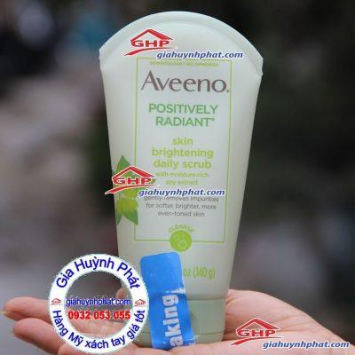 Sữa rửa mặt Aveeno hàng Mỹ xách tay giahuynhphat.com