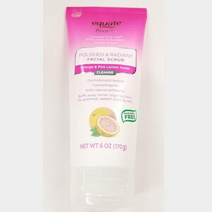 Sữa rửa mặt Equate Beauty Polished & Radiant Facial tẩy tế bào chết