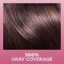 Thuốc nhuộm tóc Loreal màu nâu ánh đỏ Excellence Creme của Mỹ giahuynhphat.com 4