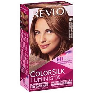 Thuốc nhuộm màu nâu Caramel Revlon Colorsilk Luminista #165