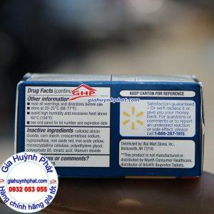 Thuốc giảm đau khớp kháng viêm hạ sốt Equate Ibuprofen sản phẩm của Walmart giahuynhphat.com