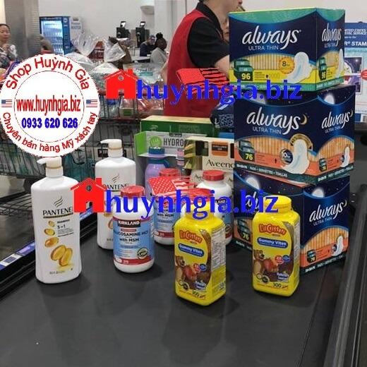 Kẹo dẻo bổ sung Omega 3 DHA L'il Critters Gummy giahuynhphat.com mua tại Mỹ