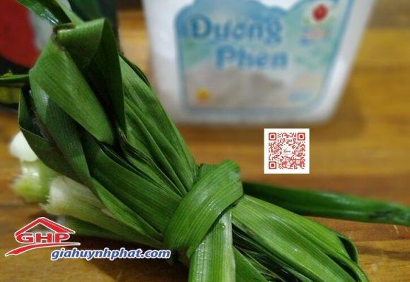 cách làm chè dưỡng nhan đơn giản nấu với lá dứa cho thơm giahuynhphat.com