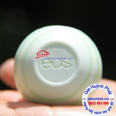 Son trứng dưỡng ẩm môi màu xanh eos hàng Mỹ xách tay giahuynhphat.com