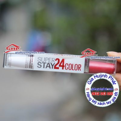 Son môi Maybelline continuous coral #020 giahuynhphat.com