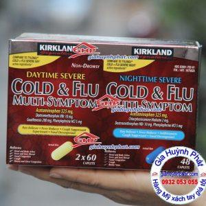 Viên uống cold flu Kirkland