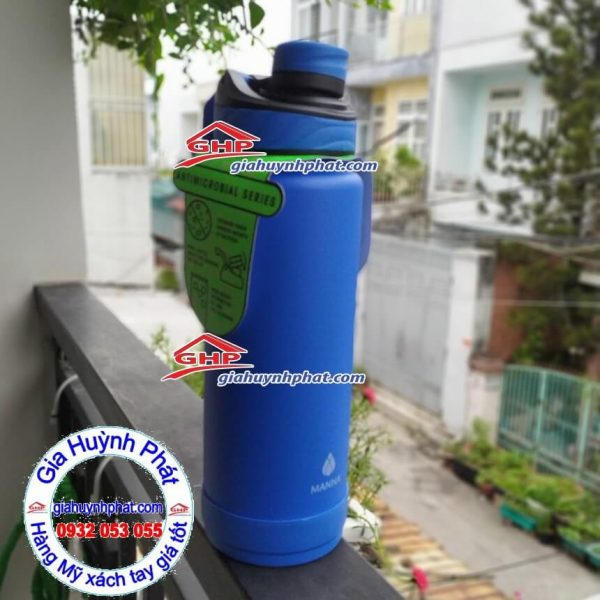 Bình Manna màu Blue giahuynhphat.com