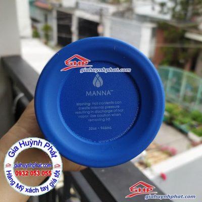 Bình giữ nhiệt nóng 12g, lạnh 24g Manna  giahuynhphat.com